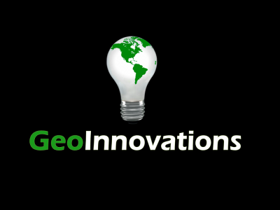 GeoInnovations logo design9